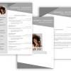 Bewerbungsvorlage, Bewerbung schreiben Vorlage, Kreative Lebenslauf Vorlage mit Lebenslauf, Anschreiben, Deckblatt